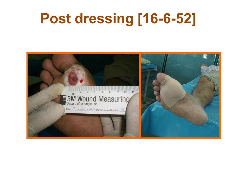 Post dressing [16-6-52]